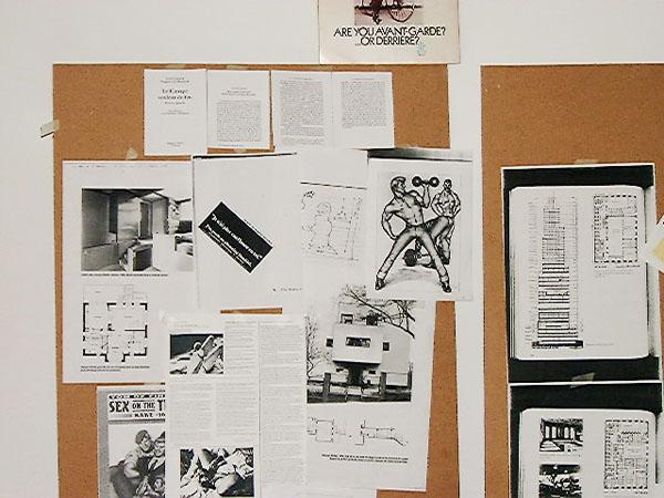 Exhibition/ Xeros, Magasin & Public