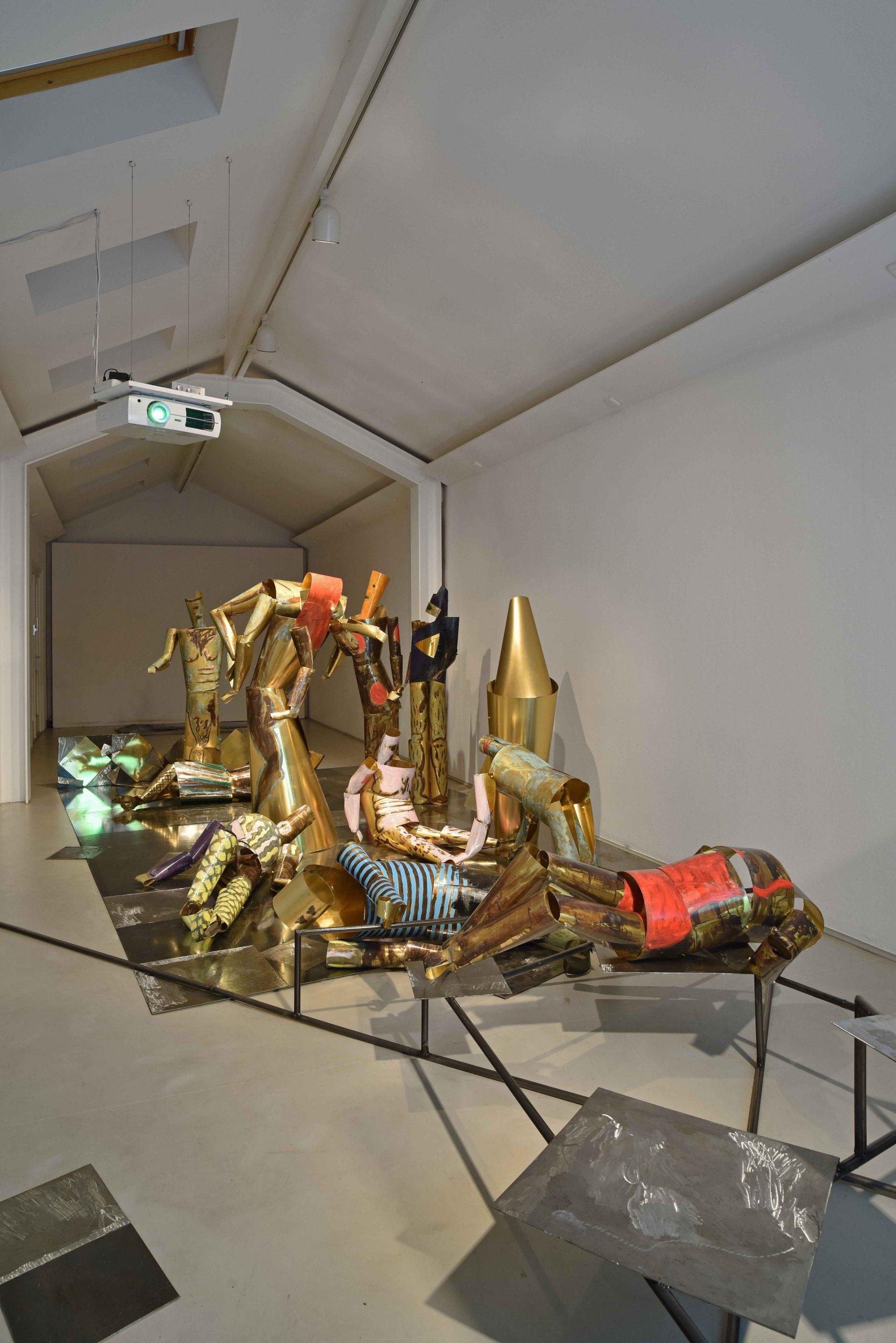 Exhibition/ Caroline Mesquita, Kunstverein Langenhagen